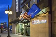 USA,     Illinois,     Hilton Garden Inn Chicago/North Loop in Chicago  ab Saarbrücken SCN