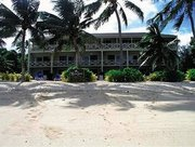 Hotel Cook-Inseln,   Cook Island,   Moana Sands Beachfront Hotel in Rarotonga  in der Südsee Pazifik in Eigenanreise