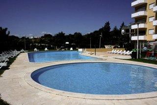 Hotel   Algarve,   Solmonte in Praia da Rocha  in Portugal in Eigenanreise
