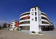 Billige Flüge nach Antalya & Hanay Suite Hotel in Side