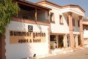 Hotel   Halbinsel Bodrum,   Summer Garden Apart & Hotel in Bodrum  in der Türkei in Eigenanreise