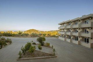 Hotel Griechenland,   Rhodos,   Hillside Studios & Apartments in Faliraki  auf den Griechische Inseln in Eigenanreise