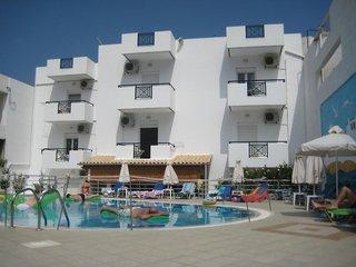 Hotel Griechenland,   Kreta,   Irilena Apartments in Stalida  auf den Griechische Inseln in Eigenanreise