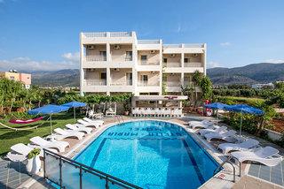 Hotel Griechenland,   Kreta,   Ceratonia Apartments in Mália  auf den Griechische Inseln in Eigenanreise