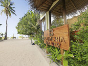 Malediven Reisen - Thinadhoo - Plumeria Seaview Hotel