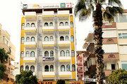 Hotel   Türkische Riviera,   Nergiz Sand & City in Alanya  in der Türkei in Eigenanreise