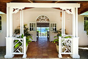 Das Hotel Villa Serena im Urlaubsort Samana