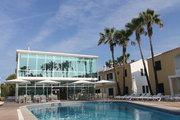 Hotel Spanien,   Menorca,   Cales de Ponent in Cala Santandria  auf den Balearen in Eigenanreise