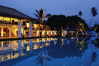 Sri Lanka,     Sri Lanka,     The Fortress Resort & Spa in Koggala  ab Saarbrücken SCN