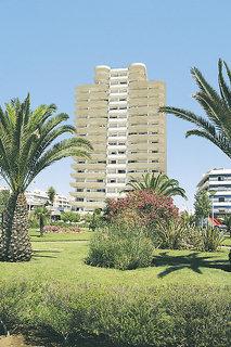 Hotel   Algarve,   Guadiana in Monte Gordo  in Portugal in Eigenanreise