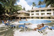 Das Hotel Playa Esmeralda in Juan Dolio