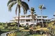 Das Hotel Villa Serena in Samana