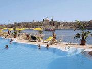 Hotel Malta,   Malta,   Fortina Hotel in Sliema  auf Malta Gozo und Comino in Eigenanreise