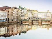 Billige Flüge nach Göteborg (Schweden) & Roulette Hotel 4 Sterne in Stockholm
