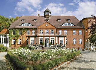 Hotel Deutschland,   Mecklenburg Vorpommern & Seenplatte,   Schloss Basthorst in Basthorst  in Deutschland Nord in Eigenanreise