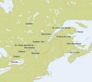 Kanada,     Quebec,     Les Suites Labelle in Montreal  ab Saarbrücken SCN
