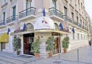 Hotel   Lissabon & Umgebung,   Residencial Lar do Areeiro in Lissabon  in Portugal in Eigenanreise
