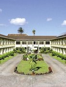 Hotel   Azoren,   Canadiano in Ponta Delgada  in Portugal in Eigenanreise