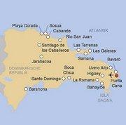 Pauschalreise          Excellence El Carmen in Punta Cana  ab Saarbrücken SCN