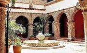 Luxus Hotel          Hostal Nicolas de Ovando in Santo Domingo