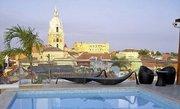 Billige Flüge nach Cartagena & Hotel NH Cartagena Urban Royal in Cartagena