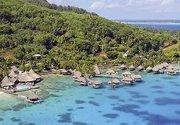 Hotel Französisch-Polynesien,   Bora Bora,   Sofitel Bora Bora Marara Beach Resort & Sofitel Bora Bora Private Island in Bora Bora  in der Südsee Pazifik in Eigenanreise