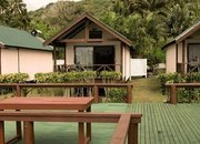 Hotel Cook-Inseln,   Cook Island,   Aroko Bungalows in Ngatangiia  in der Südsee Pazifik in Eigenanreise