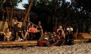 Hotel Fiji,   Fiji,   Barefoot Manta Island in Insel Yasawa  in Ozeanien Pazifik in Eigenanreise