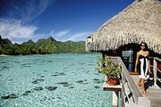 Hotel Französisch-Polynesien,   Französisch Polynesien,   Hilton Moorea Lagoon Resort in Moorea  in der Südsee Pazifik in Eigenanreise