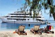 Hotel Fiji,   Fiji,   Blue Lagoon Cruises ( Sterne) in NADI  in Ozeanien Pazifik in Eigenanreise