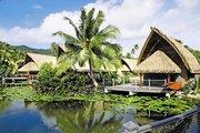 Hotel Französisch-Polynesien,   Französisch Polynesien,   Maitai Lapita Village Huahine in Huahine  in der Südsee Pazifik in Eigenanreise