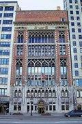 USA,     Illinois,     Chicago Athletic Association ( Sterne) in Chicago  ab Saarbrücken SCN