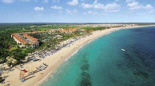 Das Hotel Occidental Caribe im Urlaubsort Punta Cana