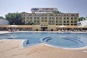 Billige Flüge nach Bukarest-Otopeni (Rumänien) & Hotel Bran Brad Bega in Eforie Nord