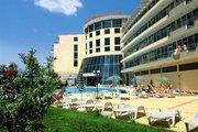 Billige Flüge nach Burgas & Hotel Ivana Palace in Sonnenstrand