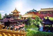 Hotel Deutschland,   Phantasialand - Park,   Hotel Ling Bao in Brühl  in Deutschland Fun und Freizeitparks in Eigenanreise
