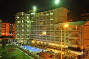 Hotel   Türkische Riviera,   Grand Atilla Hotel in Alanya  in der Türkei in Eigenanreise