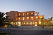 Hotel   Algarve,   Praia Sol in Quarteira  in Portugal in Eigenanreise
