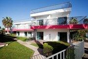 Hotel   Algarve,   Bayside Salgados in Albufeira  in Portugal in Eigenanreise