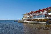 Hotel   Costa de Prata,   Pousada Ria Aveiro in Murtosa  in Portugal in Eigenanreise
