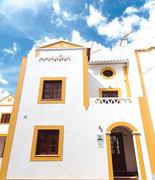 Hotel   Alentejo,   Castilho Flats in Vila Nova de Milfontes  in Portugal in Eigenanreise