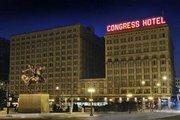 Hotel USA,   Illinois,   Congress Plaza in Chicago  in USA Zentralstaaten in Eigenanreise