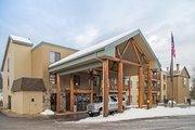 Hotel USA,   Montana,   Pine Lodge in Whitefish  in USA Zentralstaaten in Eigenanreise