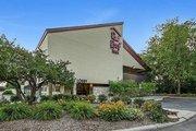 Hotel USA,   Michigan,   Red Roof Inn Detroit - Dearborn/Greenfield Village in Dearborn  in USA Zentralstaaten in Eigenanreise