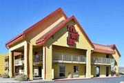 Hotel USA,   New Mexiko,   Red Roof Inn Gallup in Gallup  in USA Zentralstaaten in Eigenanreise