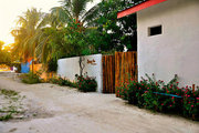 Malediven Reisen - Nord Male Atoll - Dream Inn at Thulusdhoo