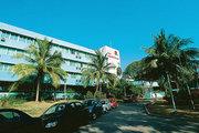 Hotel   Karibische Küste - Süden,   Islazul Hotel Las Americas in Santiago de Cuba  in Kuba in Eigenanreise