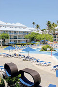 Das Hotel COOEE at Grand Paradise Playa Dorada in Playa Dorada