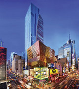 USA,     New York & New Jersey,     The Westin New York at Times Square in New York City - Manhattan  ab Saarbrücken SCN