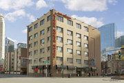 Billige Flüge nach Chicago & Best Western Plus River North Hotel in Chicago